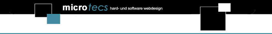 microtecs hard- und software webdesign